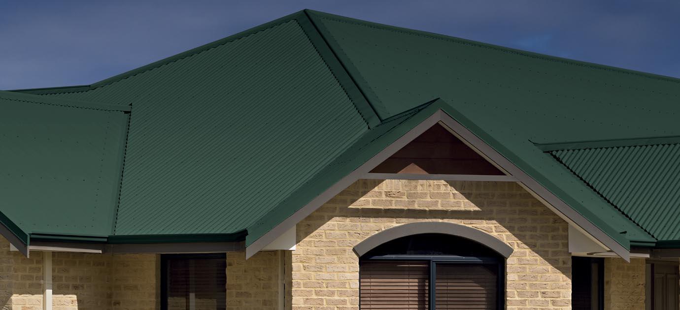 Cottage Green Garage Door Colour Colorbond Newcastle
