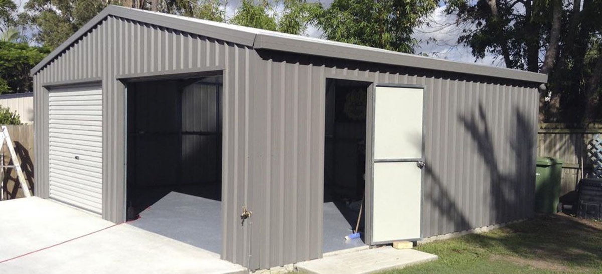 Wallaby Garage Door Colour Colorbond Newcastle
