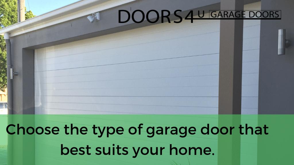 Choosing the Right Garage Doors for Your House - Garage Door