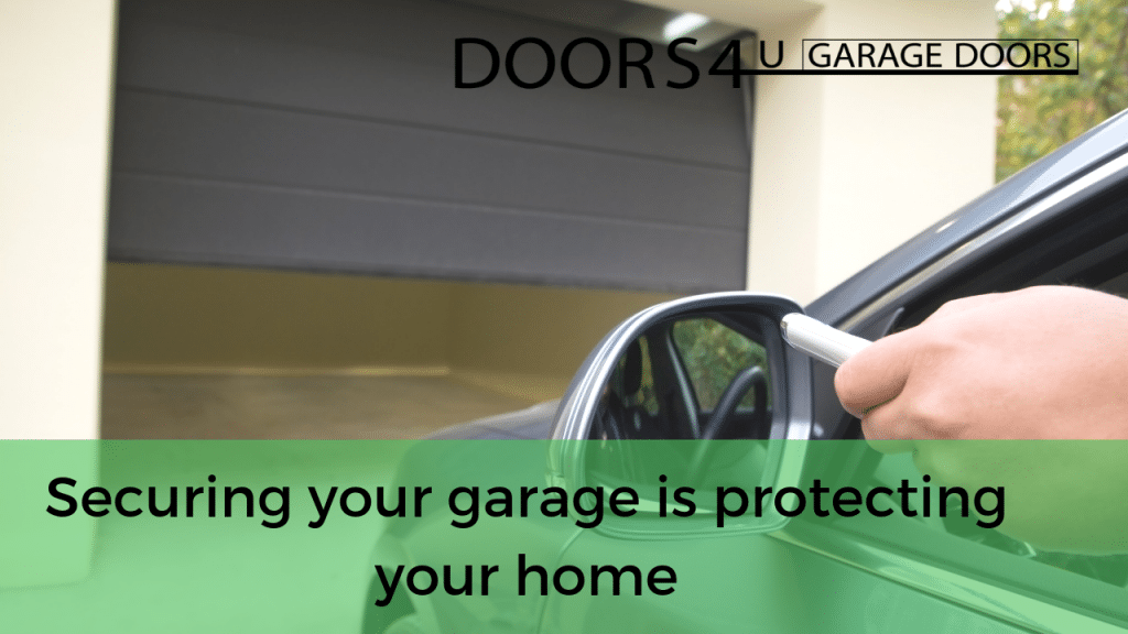 Tips to Secure Your Garage and Protect Your Household