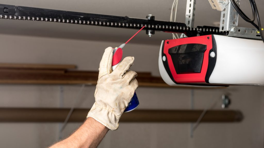 Garage Door repairs and Maintenance -